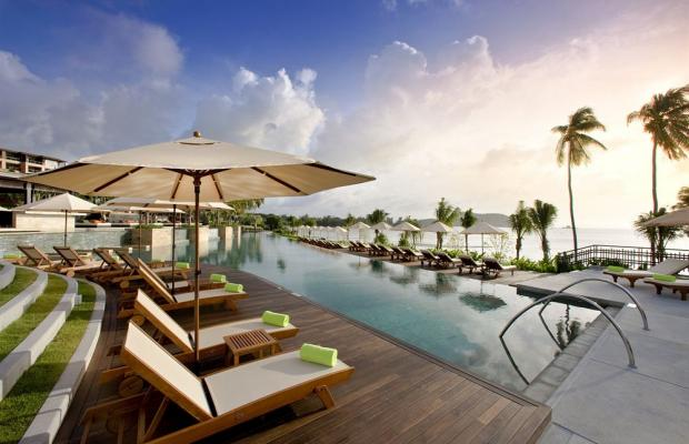 фотографии отеля Pullman Phuket Panwa Beach Resort (ex. Radisson Blu Plaza Resort Phuket Panwa Beach) изображение №3
