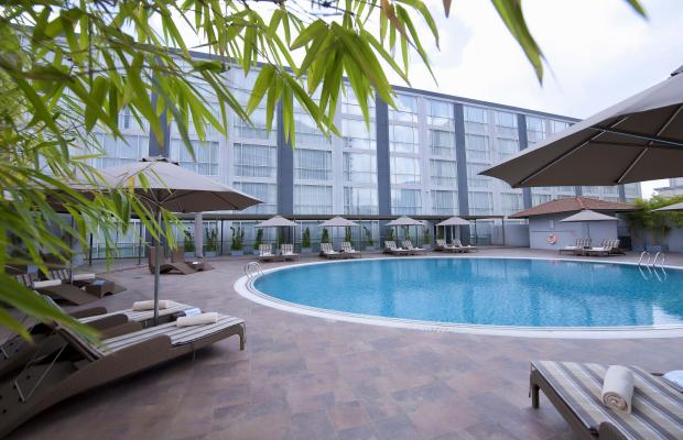 фотографии отеля Eastin Grand Hotel Saigon (ex. Movenpick Hotel Saigon; The Marco Polo Omni Saigon) изображение №11