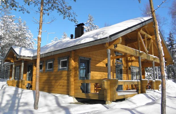 фотографии отеля Loikansaari Lomamokit Holiday Cottages изображение №7