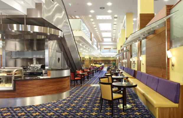 фото Courtyard by Marriott Warsaw Airport изображение №30