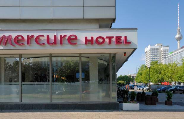 фотографии отеля Mercure Berlin Alexanderplatz (ex. Agon am Alexanderplatz) изображение №15