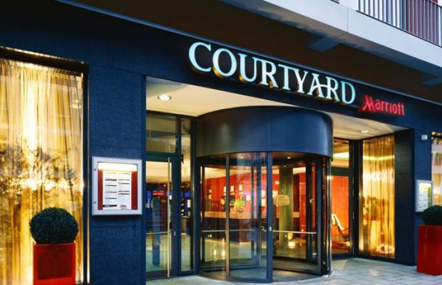 фотографии отеля Courtyard by Marriott Munich City Center изображение №23