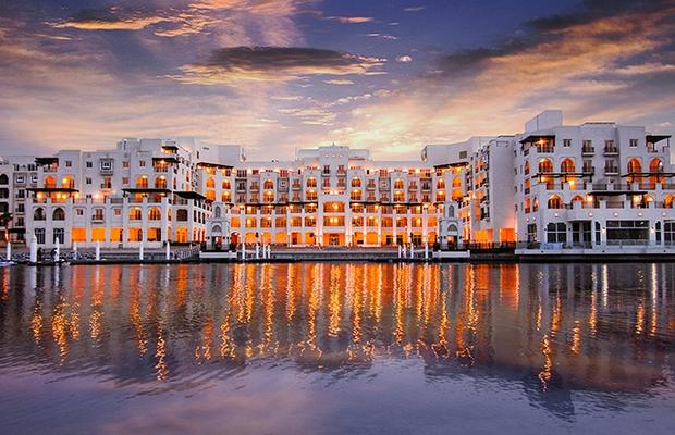 фото отеля Eastern Mangroves Suites by Jannah изображение №1