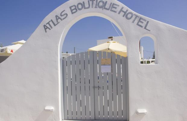 фотографии отеля Atlas Boutique Hotel (ex. Atlas Complex) изображение №43
