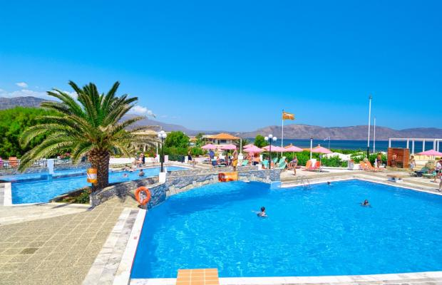 фотографии Beach Hotel Kournas Village изображение №24