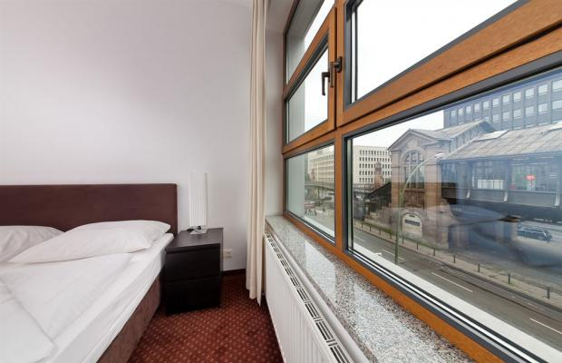 фото Novum Hotel City B Berlin (ex. City B) изображение №6