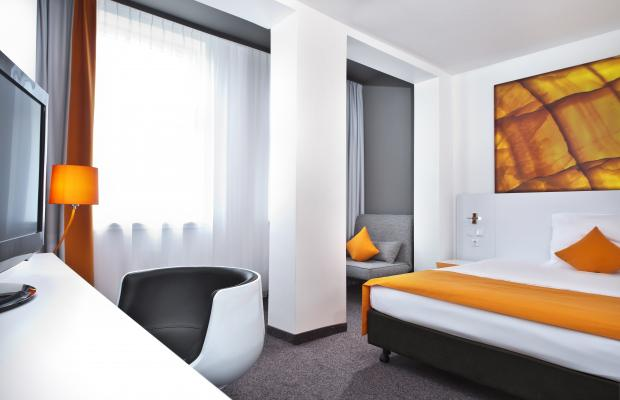 фото Wyndham Garden Duesseldorf City Centre Koenigsallee (ex. Grand City Hotel Dusseldorf Koenigsallee; Four Points by Sheraton) изображение №2