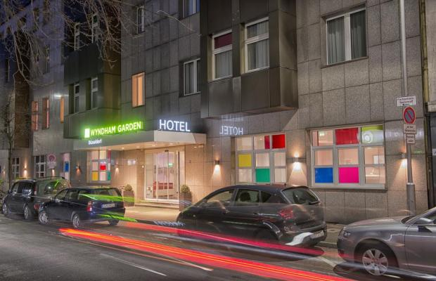 фотографии отеля Wyndham Garden Duesseldorf City Centre Koenigsallee (ex. Grand City Hotel Dusseldorf Koenigsallee; Four Points by Sheraton) изображение №23
