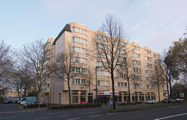 фотографии Leonardo Hotel Dusseldorf City Center (ex. Holiday Inn Dusseldorf) изображение №4