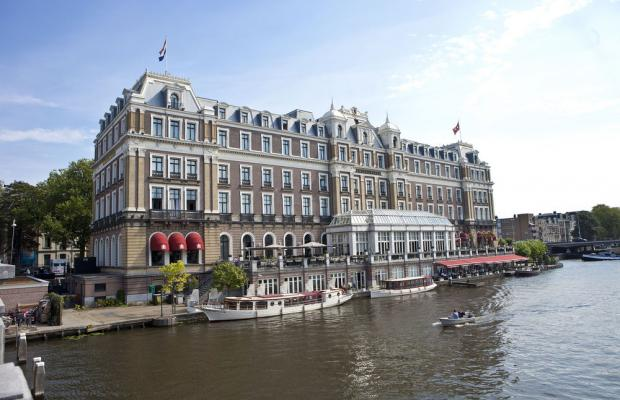 фото InterContinental Amstel Amsterdam изображение №6
