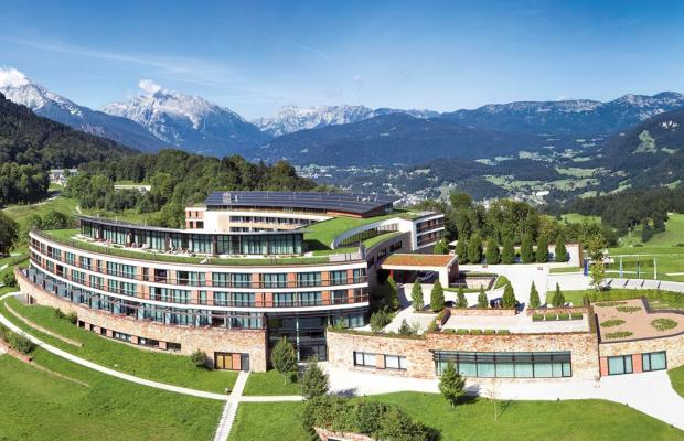фото Kempinski Hotel Berchtesgaden (ex. InterContinental Resort) изображение №14