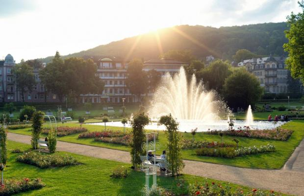 фотографии Wyndham Garden Bad Kissingen (ех. Precise Hotel Bristol Bad Kissingen) изображение №12