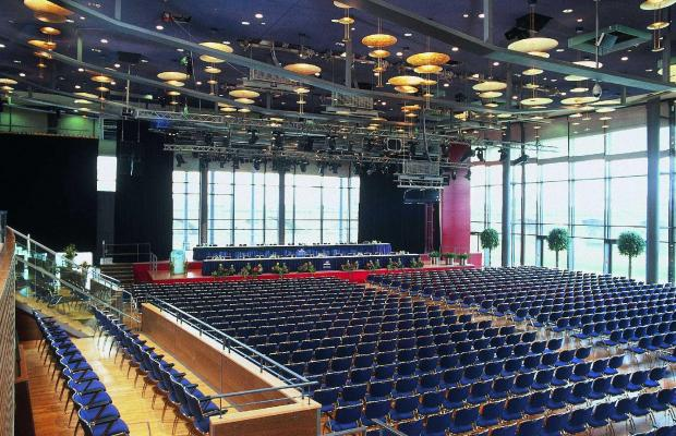 фотографии Maritim Hotel & Internationales Congress Center Dresden изображение №12