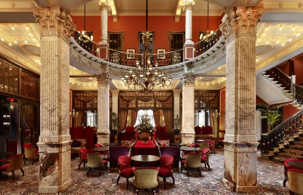 фото Hotel Des Indes, A Luxury Collection Hotel, The Hague (ex. Le Meridien Hotel Des Indes) изображение №2