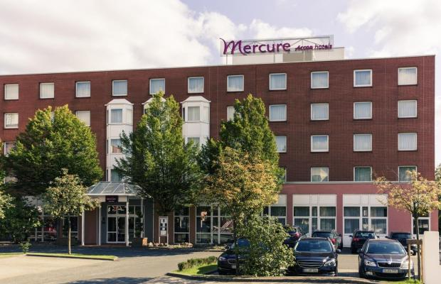 фотографии отеля Mercure Hotel Hannover Medical Park изображение №3
