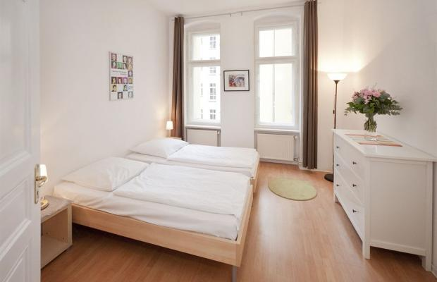 фотографии отеля Old Town Apartments Schonhauser Allee изображение №35
