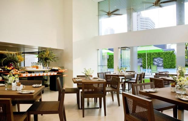 фото 8 on Claymore Serviced Residences - By Royal Plaza on Scotts изображение №18