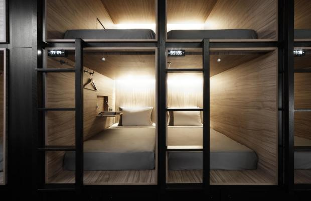 фотографии The Pod - Boutique Capsule Hotel изображение №24