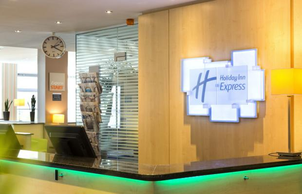 фотографии Holiday Inn Express Frankfurt - Messe изображение №20
