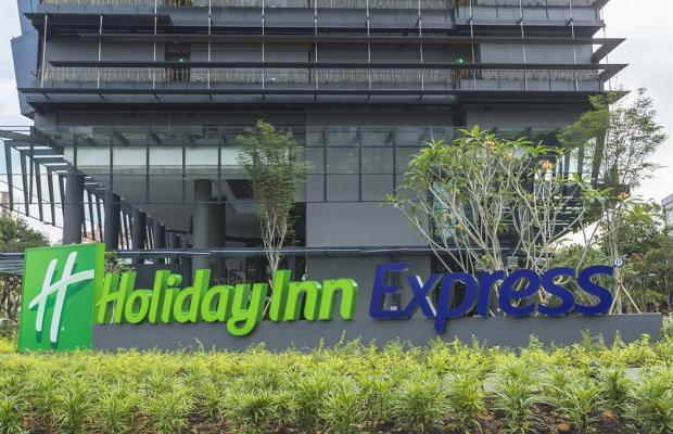 фотографии Holiday Inn Express Singapore Clarke Quay изображение №28