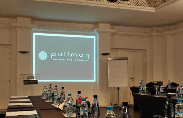 фотографии отеля Pullman Mazagan Royal Golf & Spa (ex. Sofitel Royal Golf El Jadida) изображение №19