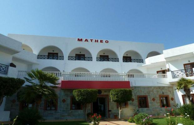 фотографии Hotel Matheo Villas & Suites изображение №24