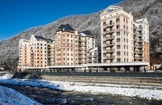 фото Апартаменты Valset от Azimut Роза Хутор (Apartments Valset by Azimut Rosa Khutor) изображение №2