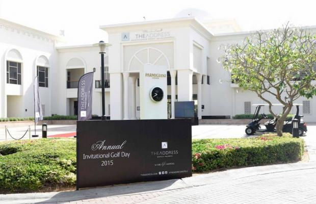 фото The Address Montgomerie Dubai изображение №38