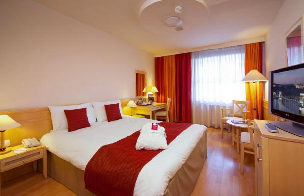 фотографии отеля Mercure Budapest City Center (ex. Hotel Taverna) изображение №31