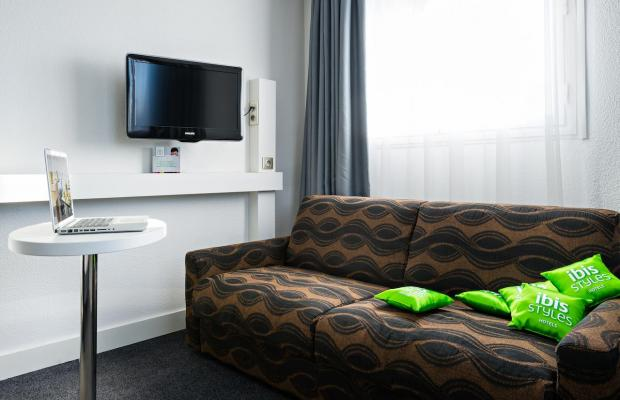 фотографии Ibis Styles Reims Centre (ex. Express by Holiday Inn Reims) изображение №24