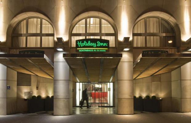 фотографии Holiday Inn Paris Gare Montparnasse (ex. Holiday Inn Paris Montparnasse-Avenue du Maine) изображение №4