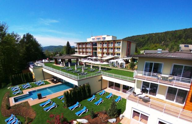 фото отеля Balance - Das 4 Elemente Spa & Golf Hotel am Worthersee изображение №1