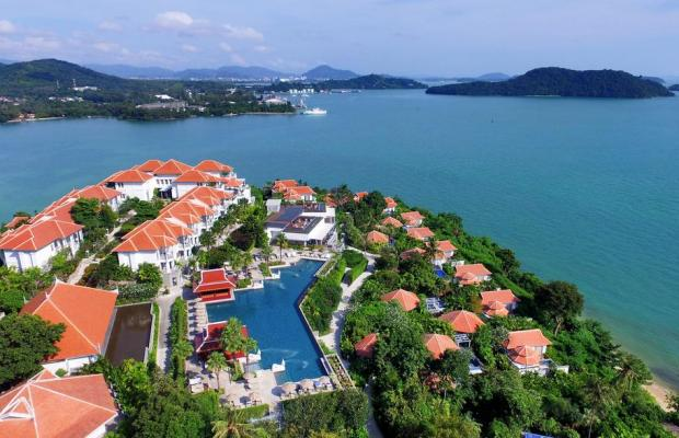 фото отеля Amatara Resort & Wellness (ex. Regent Phuket Cape Panwa) изображение №1
