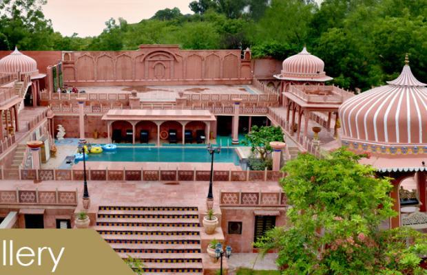 фотографии отеля Chokhi Dhani изображение №35