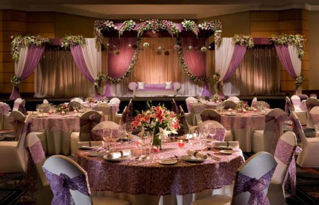 фото Hyderabad Marriott Hotel & Convention Centre изображение №2