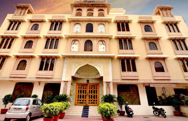 фото отеля Fabhotel Castle Lalpura MI Road (ех. Mandakini Castle) изображение №1