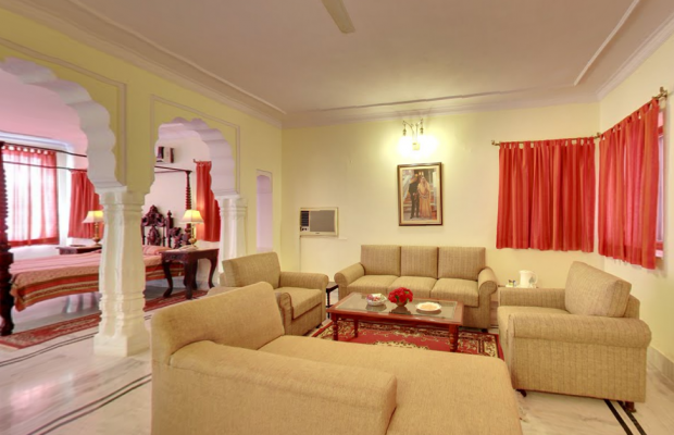 фото отеля Mandawa Haveli изображение №17