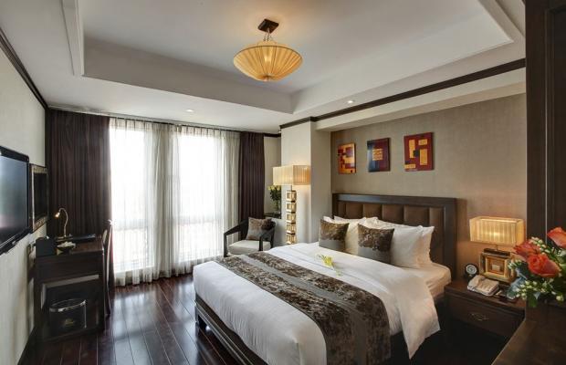 фото Golden Lotus Luxury Hotel изображение №30