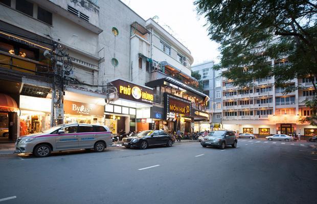 фотографии Camelia Saigon Central Hotel (ex. A&Em Hotel 19 Dong Du) изображение №48