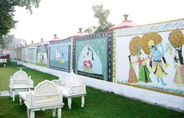 фотографии отеля The Orchha Resort изображение №19