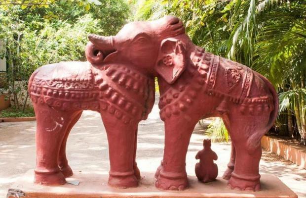 фотографии INDeco Mahabalipuram изображение №72