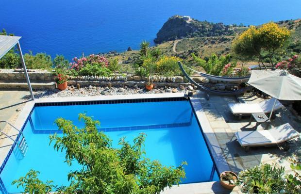 фотографии отеля Anemos Luxury Villas изображение №3