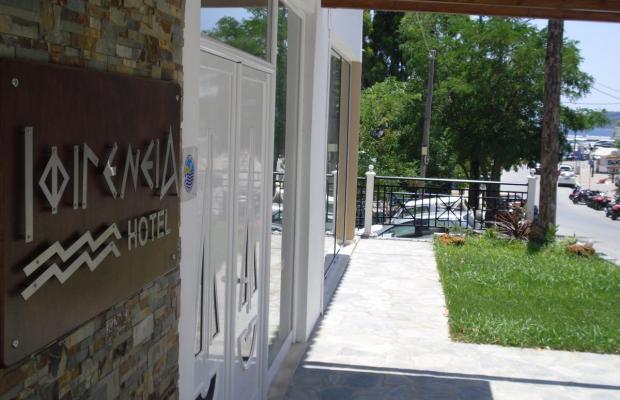 фотографии отеля Ifigenia Hotel изображение №23