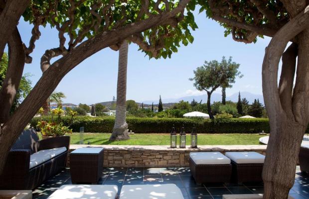 фотографии Minos Beach Art Hotel изображение №4