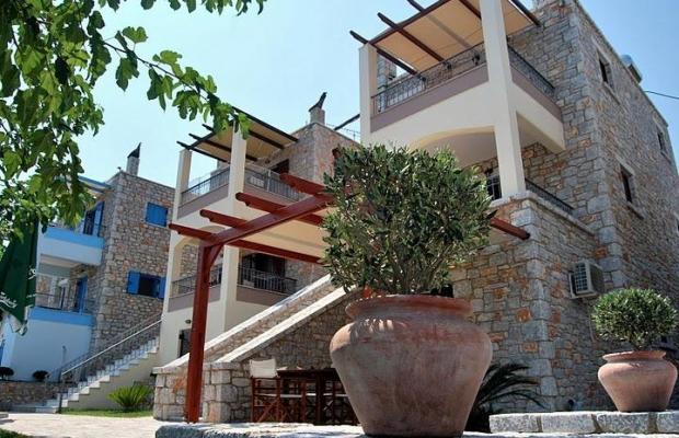 фотографии отеля Vathí Hotel изображение №39