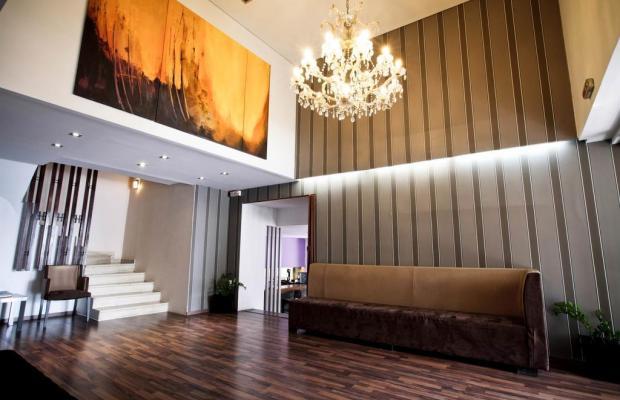 фото Galaxy Hotel Athens изображение №14
