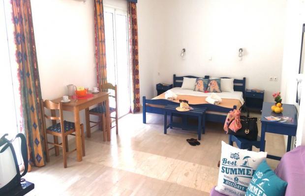 фотографии отеля Aquarius Aparthotel изображение №3