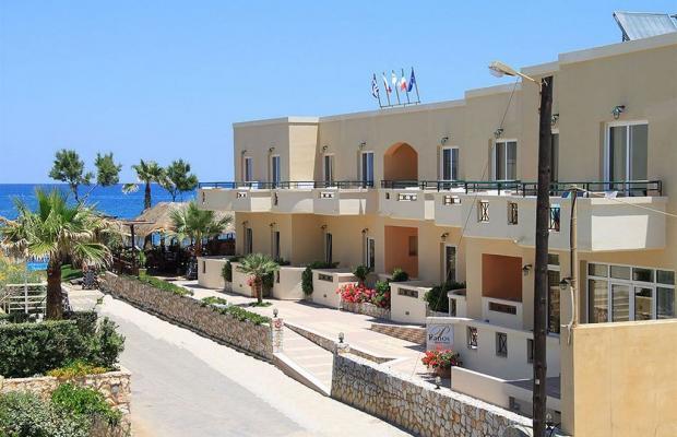 фото отеля Panos Beach Hotel изображение №1