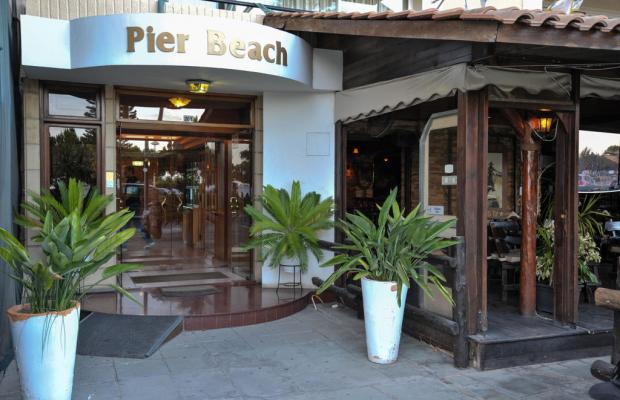 фото Pier Beach Hotel Apartments изображение №10