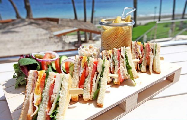 фотографии отеля Poseidonia Beach изображение №7
